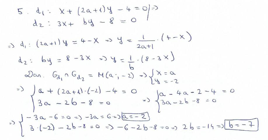 Simulare Clasa A 8 A 2019 Matematica: Rezolvare Simulare BAC Matematica Clasa A 11 A- Subiectul