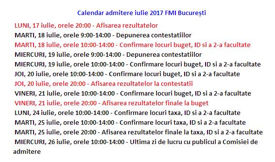 calendaradmitere2017FMI